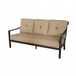Sunvilla Allegro Patio Sofa in Sesame