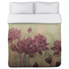 One Bella Casa Twin Polyester Duvet