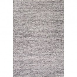 Jaipur Rugs Scandinavia Rakel 9' x 12' Textured Wool Rug in Gray