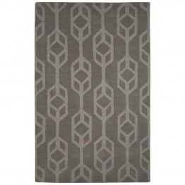 Jaipur Rugs Seneca 2' x 3' Hand Tufted Wool Rug in Gray