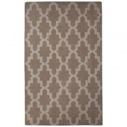 Jaipur Rugs Seneca 8' x 10' Hand Tufted Wool Rug in Gray