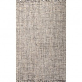 Jaipur Rugs Tweedy 8' x 10' Flat Weave Wool Rug in Gray