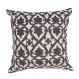 "Jaipur Rugs Inspired By Jennifer Adams 22"""" Square Cotton Pillow"