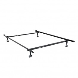 Adjustable Twin or Full Metal Bed Frame