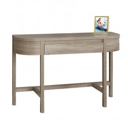 Monarch Console Table in Dark Taupe