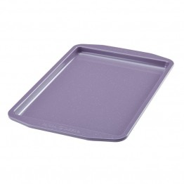 Paula Deen Speckle Bakeware Nonstick Baking Sheet in Lavender Speckle