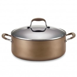 Anolon Advanced Bronze Nonstick Stock Pot