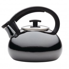 Anolon Teakettles Tea Kettle in Onyx