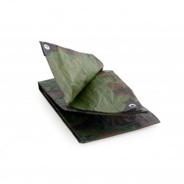 King Canopy 8' x 10' Tarp in Camouflage