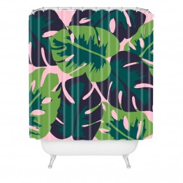 Deny Designs Zoe Wodarz Patio Party Shower Curtain