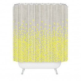 Deny Designs Iveta Abolina Sprinkle Shower Curtain