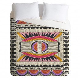 Deny Designs Holli Zollinger Namais Queen Duvet Cover