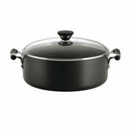 Circulon Acclaim Nonstick Stock Pot in Black