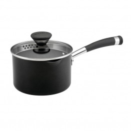 Circulon Acclaim Nonstick Sauce Pan in Black