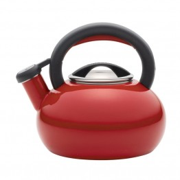 Circulon Teakettles Tea Kettle in Circulon Red