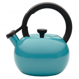Circulon Teakettles Tea Kettle in Capri Turquoise