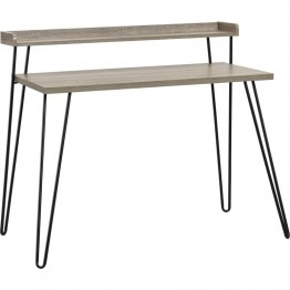 Altra Furniture Haven Retro Desk in Sonoma Oak