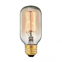 Elk Lighting Vintage Filament 60 Watt Medium Base Light Bulb in Clear