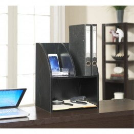 Convenience Concepts Designs2Go Desktop Organizer in Black