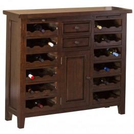 Hillsdale Tuscan Retreat Wine Rack in Park Avenue