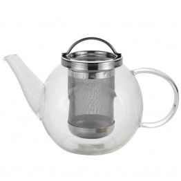 BonJour Coffee and Tea Glass Teapot