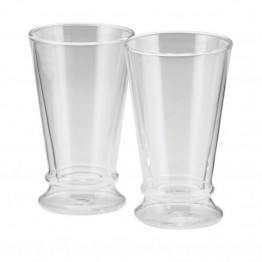 BonJour Coffee Glass (Set of 2)