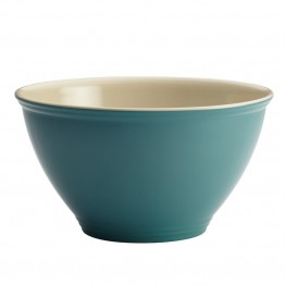 Rachael Ray Cucina Pantryware Garbage Bowl in Agave Blue