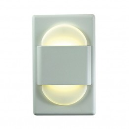 Alico EZ Step LED Step Light in White