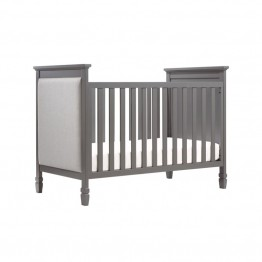 Da Vinci Lila 3-in-1 Convertible Crib in Slate