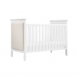 Da Vinci Lila 3-in-1 Convertible Crib in White