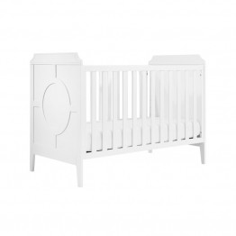 Da Vinci Poppy Regency 3-in-1 Convertible Crib in White