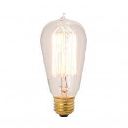 Dimond Home Edison Style 40 Watt Exposed Filament Bulb