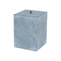 Dimond Home Faux Concrete Trash Can