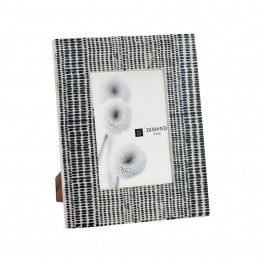 Dimond Home Sabratha Picture Photo Frame in Black and White