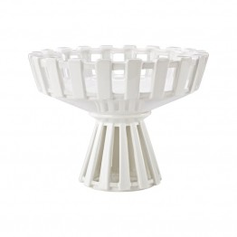 Dimond Home Fontane Bowl in Gloss White