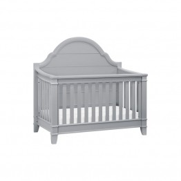 Million Dollar Baby Classic Sullivan 4 in 1 Convertible Crib in Gray