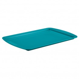 "Silverstone Bakeware Nonstick 10"""" x 15"""" Baking Sheet in Marine Blue"