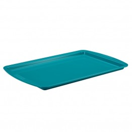 "Silverstone Bakeware Nonstick 11"""" x 17"""" Baking Sheet in Marine Blue"