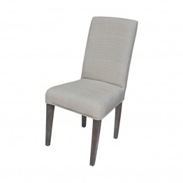 Sterling Couture Covers Chair Cover in Light Gray