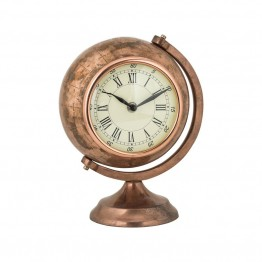 Sterling Clock in Antique Copper