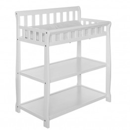 Dream On Me Ashton 2 in 1 Changing Table in White