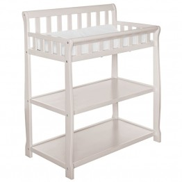 Dream On Me Ashton 2 in 1 Changing Table in French White