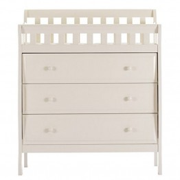 Dream On Me Marcus Changing Table in French White
