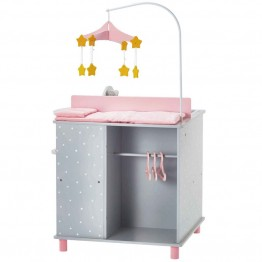 Olivia's Little World - Baby Doll Changing Station with Storage