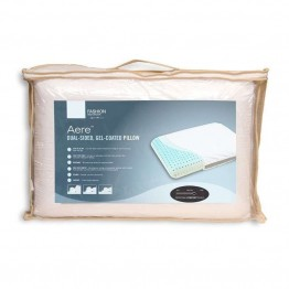 Fashion Bed Aere Memory Foam Pillow in White-King