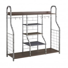 Ashley Metal Organizer in Gray