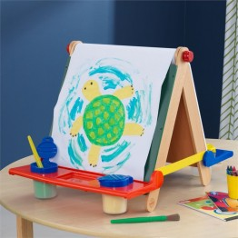 Kidkraft Tabletop Easel in Natural
