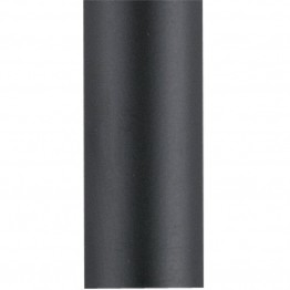 "Fanimation 48"""" Stainless Steel Downrod in Black"