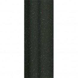 "Fanimation 48"""" Stainless Steel Downrod in Textured Black"