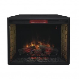 "Bowery Hill 33"""" Infrared Spectrafire Plus Insert with Safer Plug"